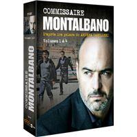 Commissaire Montalbano Volumes 1 à 4 DVD