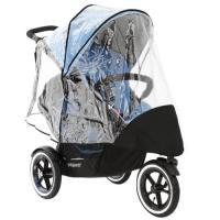 Phil & Teds - Accessoire Poussette - Protection pluie pour poussette Navigator Double