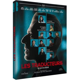 Les Traducteurs Blu-ray