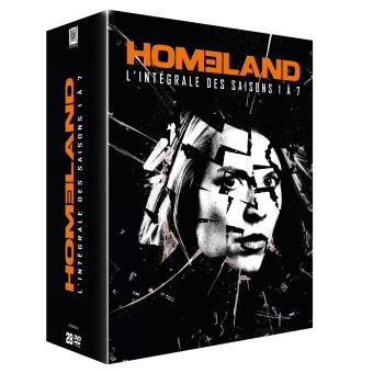 HomelandHomeland Saisons 1 à 7 DVD