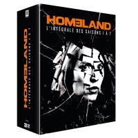 Homeland Saisons 1 à 7 DVD