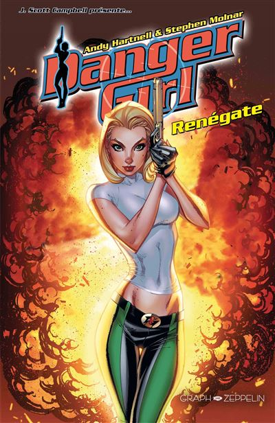 Danger Girl - Renégate