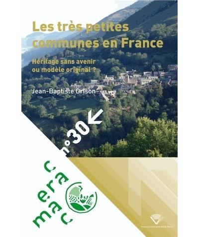Les très petites communes en France