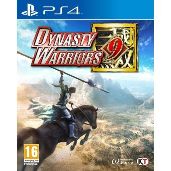 DYNASTY WARRIORS 9 UK PS4
