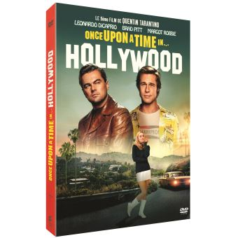 Once Upon a Time in...Hollywood DVD