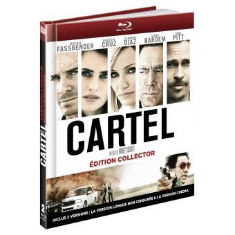 Cartel Coffret Edition Digibook Blu-Ray