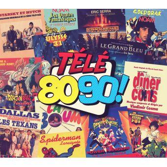 Télé 80 et 90