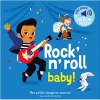 Rock'n'roll baby!, Livre sonore