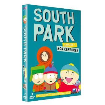 South ParkCoffret intégral de la Saison 3 DVD