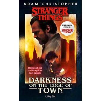 Stranger Things Darkness On The Edge Of Town Version Francaise