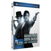 Sherlock Holmes 2 : Jeu d'ombres - Premium Collection - Combo Blu-Ray + DVD