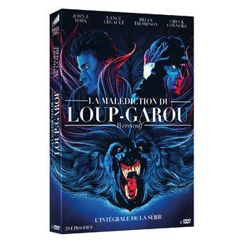 La malédiction du loup-garouCoffret La Malédiction du loup-garou L'intégrale Edition Collector DVD