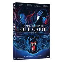 Coffret La Malédiction du loup-garou L'intégrale Edition Collector DVD