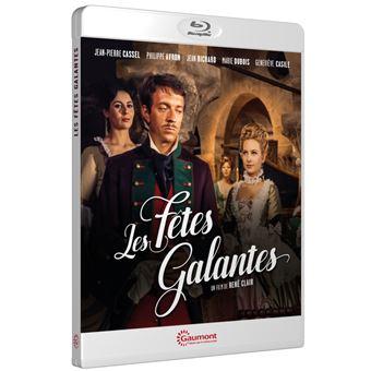 Les fêtes galantes Blu-ray