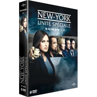 New York Unité SpécialeNew York Unité spéciale Saison 17 DVD