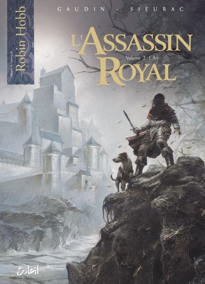 L'assassin Royal T02 L'art