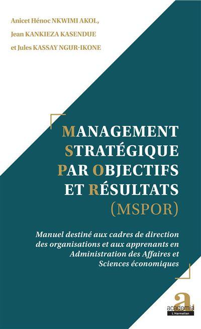 Management stratégique par objectifs et résultats