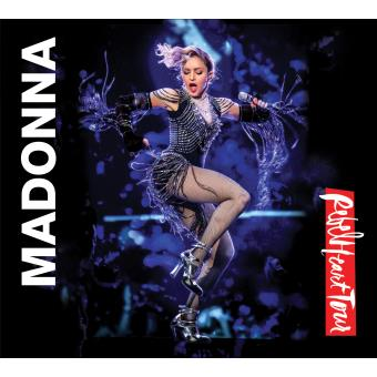 Rebel Heart Tour Edition Deluxe DVD