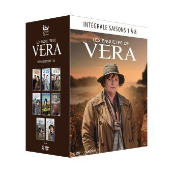 Les Enquêtes de VeraCoffret Les Enquêtes de Vera L'intégrale DVD
