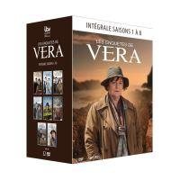 Coffret Les Enquêtes de Vera L'intégrale DVD