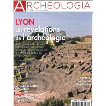 Archeologia,562:lyon