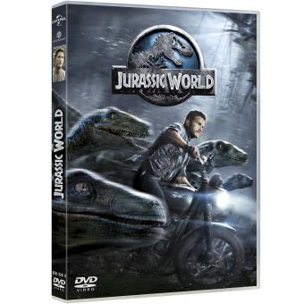 Jurassic ParkJurassic World DVD