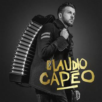 Claudio Capéo Coffret Digipack Edition Collector Inclus un livret de 12 pages