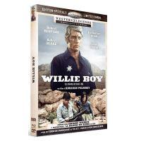 Willie Boy Combo Blu-ray DVD