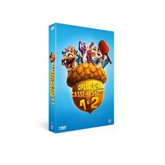 Opération casse-noisetteOpération Casse-noisette 1 et 2 DVD