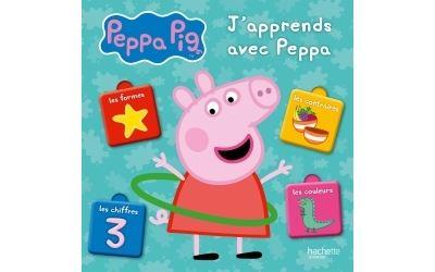 Peppa Pig - J'apprends avec Peppa