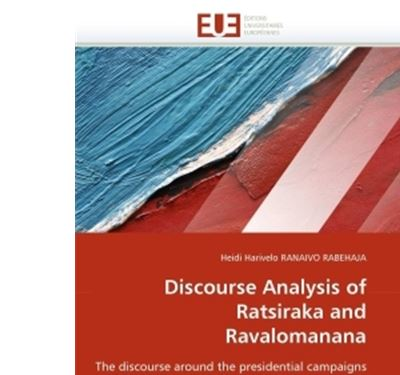 Discourse analysis of ratsiraka and ravalomanana
