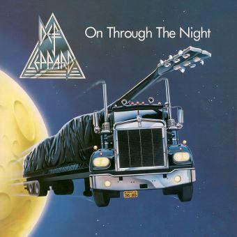 On Through The Night - LP 12''