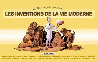 La mini encyclo présente les inventions de la vie moderne