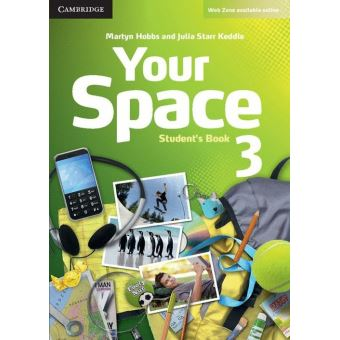 YOUR SPACE 3 - STUDENTS BOOK