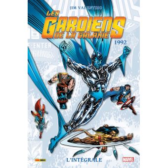 Les Gardiens de la GalaxieLes Gardiens de la Galaxie : L'intégrale T05 (1992)