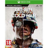 Pre-order Call Of Duty Black Ops Cold War FR/NL XONE Levering vanaf 13/11