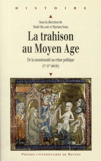 Trahison au moyen age