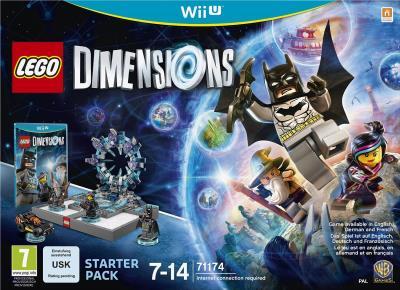 Lego Dimensions pack de démarrage Wii U
