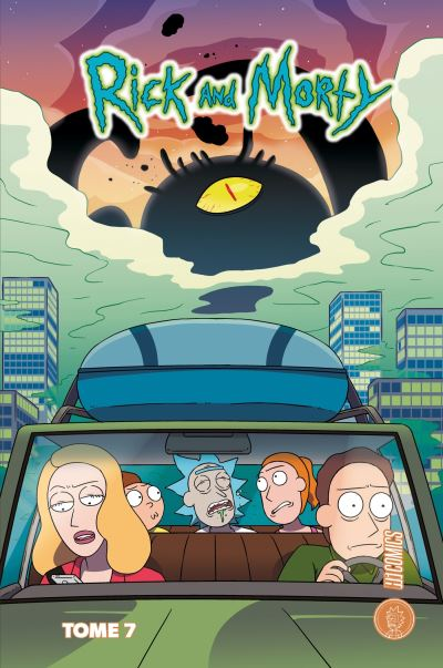 Rick & Morty, T7 : Rick & Morty