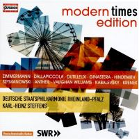 MODERN TIMES EDITION