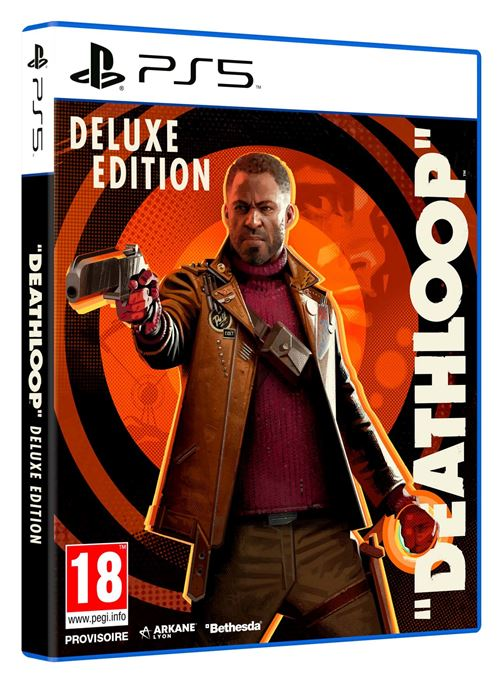 Deathloop Edition Deluxe PS5