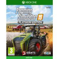 Farming Simulator 19 Édition Platinum Xbox One