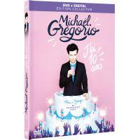 Michaël Gregorio J'ai dix ans  Edition Collector DVD