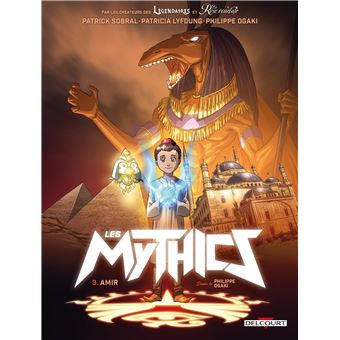 Les MythicsAmir