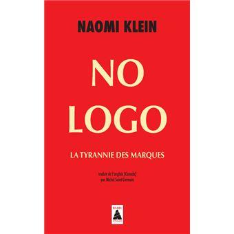 no logo book