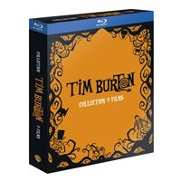 Tim Burton - Coffret 9 films, Blu Ray