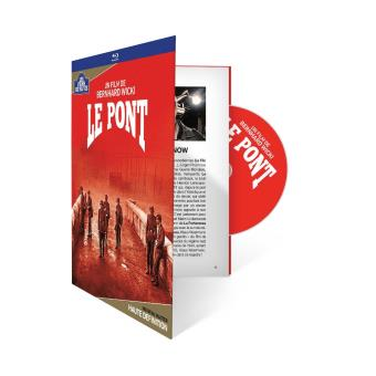 PONT BLURAY+LIVRET