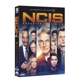 NCIS : Naval Criminal Investigative ServiceNCIS : Enquêtes spéciales Saison 16 DVD