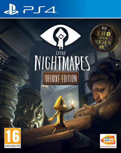 Little Nightmares Edition Deluxe PS4