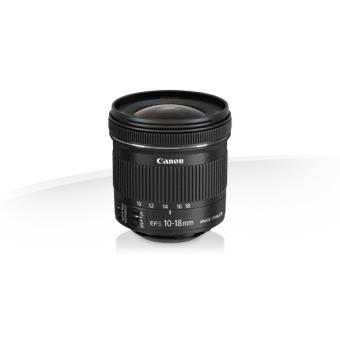 Canon EF-S 10-18 mm f/4.5-5.6 IS STM Reflex Lens